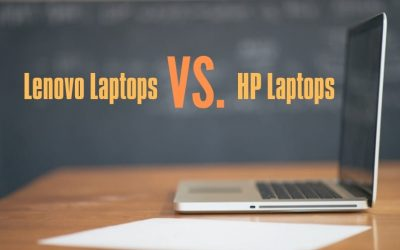 Lenovo vs HP Laptops – Which Brand to Choose?