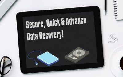 Secure, Quick & Advance Data Recovery
