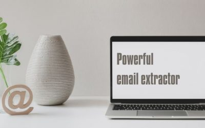 Powerful Email Extractor