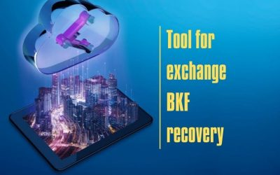 An Incredible Tool for Exchange BKF Recovery