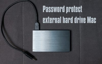 Password Protect External Hard Drive Mac: Simple Steps to Follow