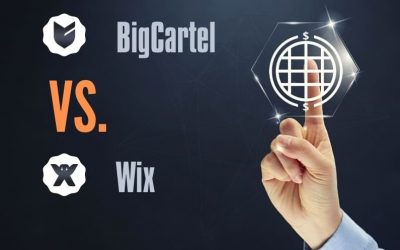 BigCartel vs Wix: Which Creates A Better Online Store?
